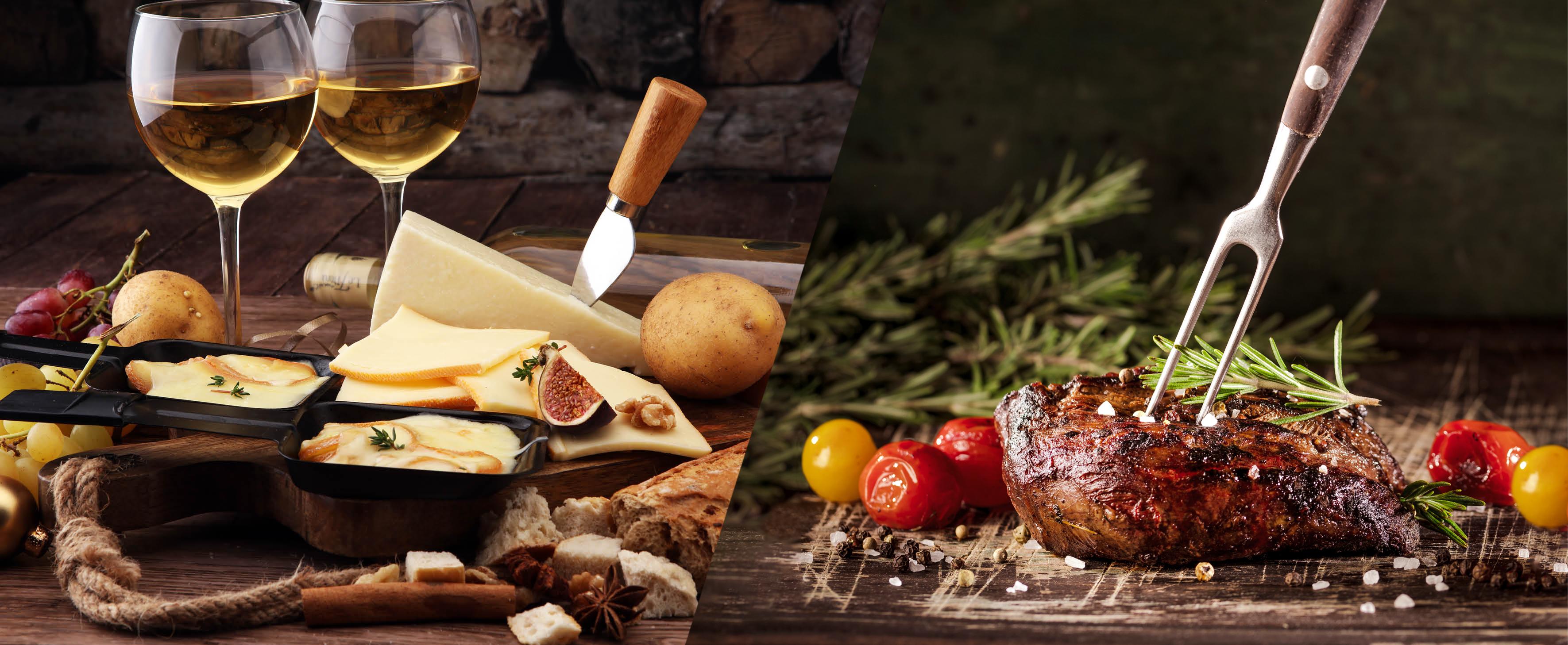 raclette englisch